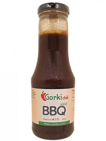 BBQ - Mild (omaka za žar)