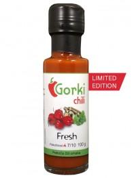 Fresh (pekoča omaka 7/10)