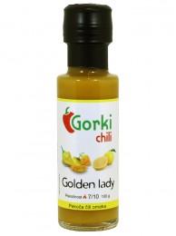 Golden lady (pekoča omaka 6/10)