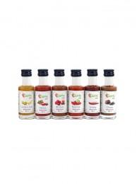 Pekoče omake (mali komplet)