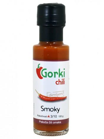 Smoky (pekoča omaka 3/10)